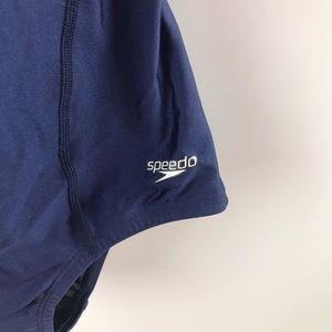 Speedo Swim - Speedo one piece swimsuit Perfect Size 10 Navy